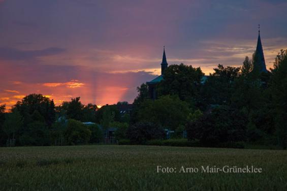 04 bei Sonnenuntergang