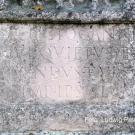 Inschrift auf dem Matronenstein