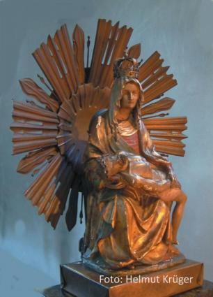 Gnadenbild (Pietà)