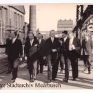 Besuch Adenauers 1954