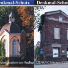 Denkmal-Schutz : Denkmal-Schmutz