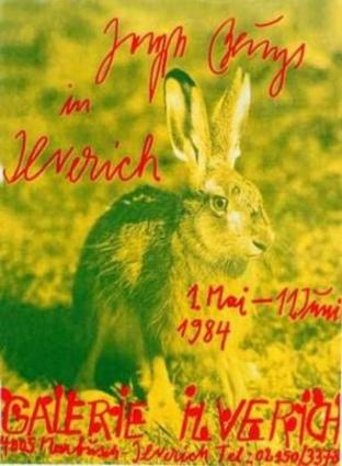 Joseph Beuys in Ilverich
