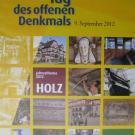 Broschüre der Deutschen Stiftung Denkmalschutz