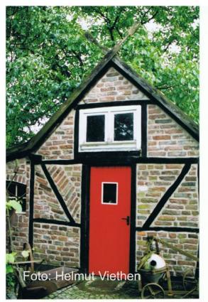 Ehemaliges Backhaus Nibbelsweg 34 (wiederhergestellt)