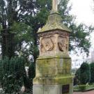 "Grabdenkmäler in Meerbusch hier: ""Prinzengrab"" auf dem Alten Friedhof in Lank-Latum"