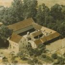 Seisthof, Luftaufnahme um 1950 (Foto: Heimatkreis Lank)
