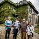 """""""Villa Jansen """" in Lank (offizielle Denkmalbezeichnung: Wohnhaus Claudiusstr. 27)"""