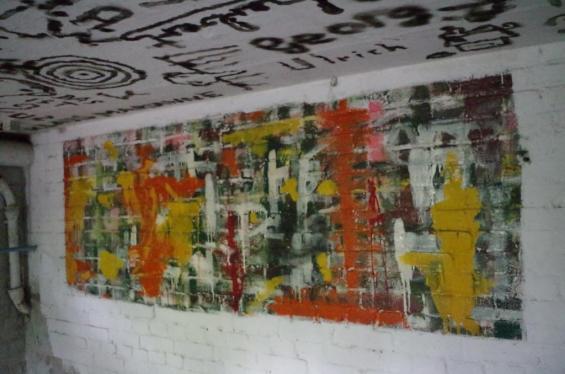 Party-Raum (?) im Keller
