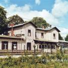 Osterather Bahnhof (Ansicht von den Gleisen aus)