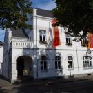 Saniertes Rathaus in Büderich (Dorfstraße)